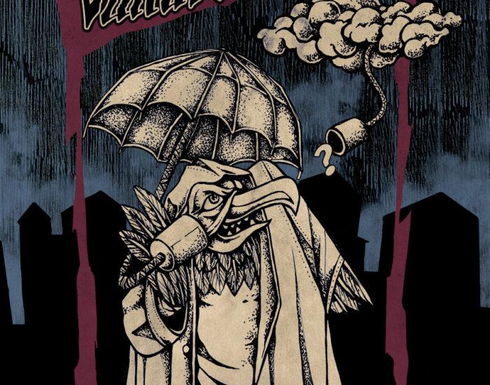 Vulture Industries Live Streamed Concert - Poster